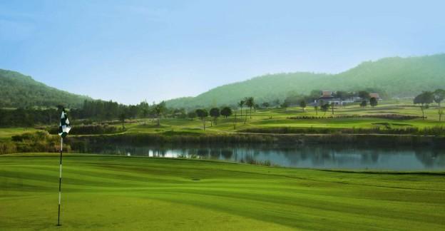 Banyan Golf Club, golf tours in Hua Hin, Thailand