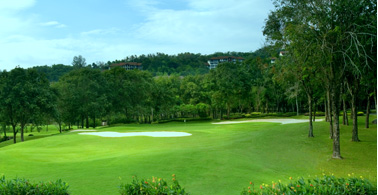 Blue Canyon Country Club Canyon Course, golf tour packages in Phuket, Thailand
