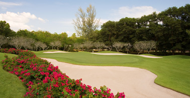Blue Canyon Country Club Canyon Course, golf tours in Phuket, Thailand