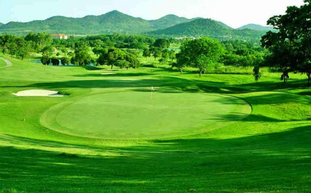 Burapha Golf Club, golf holidays in Pattaya, Thailand