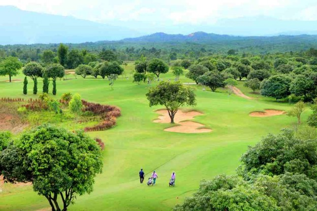 Chiang Mai Inthanon Golf & Natural Resort, golf tours in Chiang Mai, Thailand