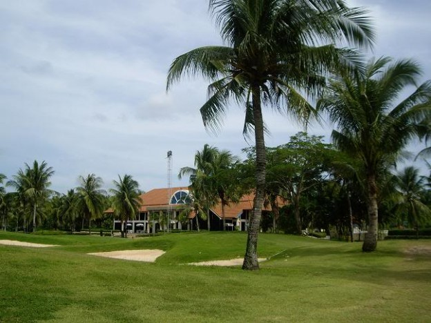 Greenwood Golf and Resort, golf packages in Pattaya, Thailand