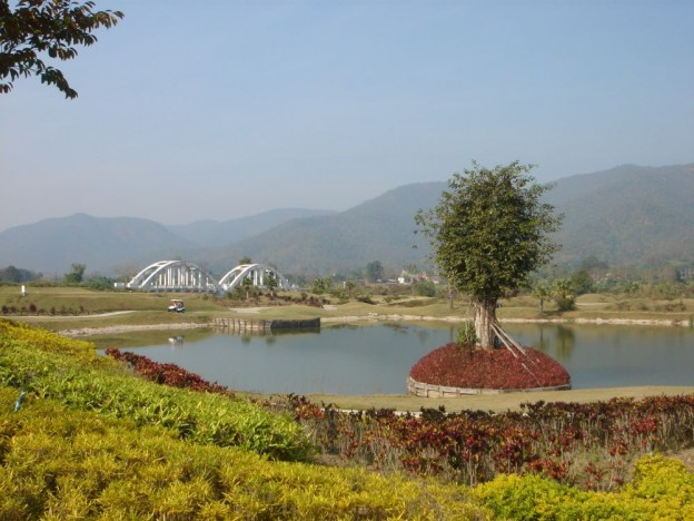 Gassan Khuntan Golf and Resort, golf tours in Chiang Mai, Thailand