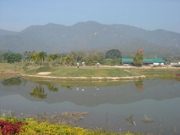 Gassan Khuntan Golf and Resort, golf holidays in Chiang Mai, Thailand