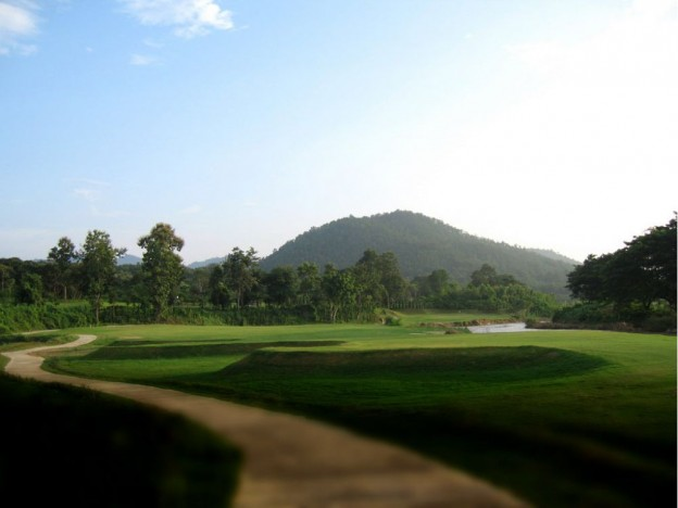 Gassan Legacy Golf Club, golf tours in Chiang Mai, Thailand