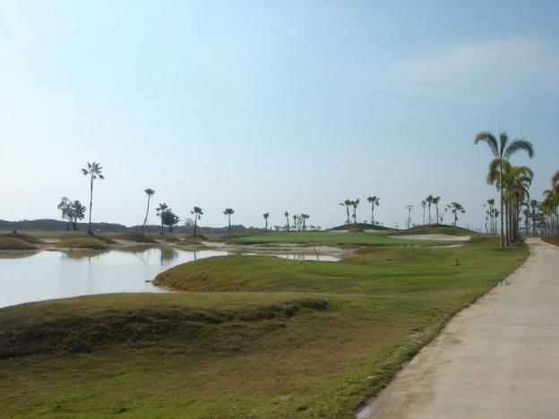 Gassan Panorama Golf Club, golf holidays in Chiang Mai, Thailand