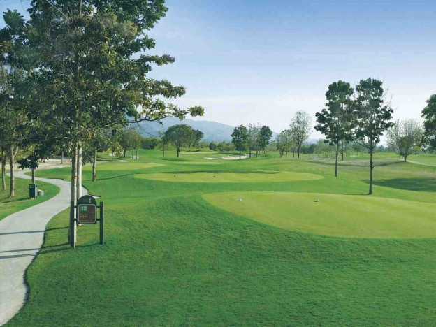 Lake View Resort and Golf Club, golf tours in Hua Hin, Thailand