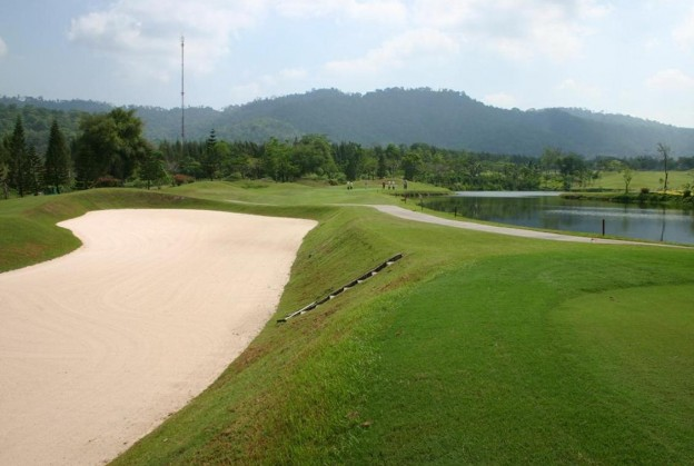 Khao Kheow Country Club, golf breaks in Pattaya, Thailand