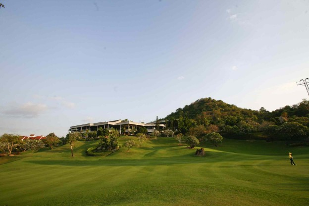 Laem Chabang International Country Club, golf packages in Pattaya, Thailand