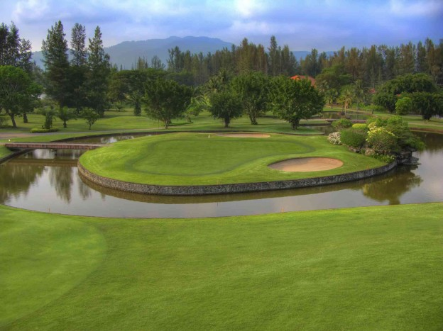 Laguna Phuket Golf Club, golf tours in Phuket, Thailand
