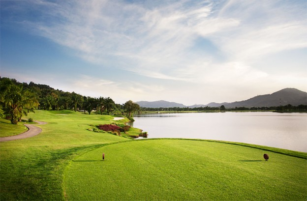 Loch Palm Golf Club, golf tour packages in Phuket, Thailand