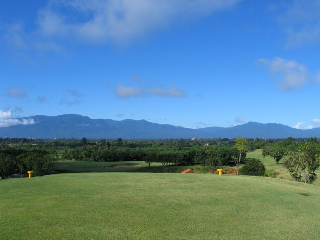 Mae Jo Golf Resort and Spa, golf breaks in Chiang Mai, Thailand