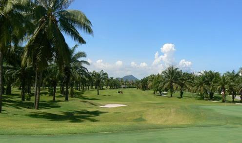 Mountain Shadow Golf Club, golf holidays in Pattaya, Thailand