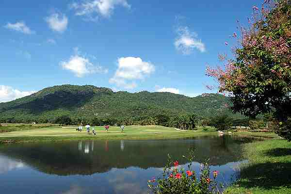 Palm Hills Golf Club and Residence, golf tours in Hua Hin, Thailand