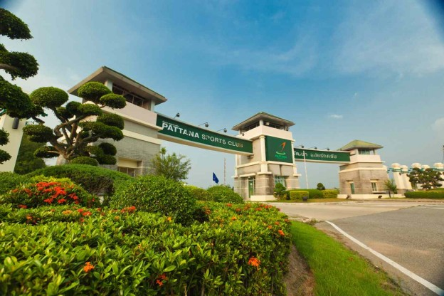 Pattana Golf Club and Resort, golf tours in Pattaya, Thailand