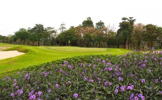 Phoenix Gold Golf and Country Club, golf tours in Pattaya, Thailand