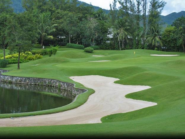 Phuket Country Club, golf holidays in Phuket, Thailand