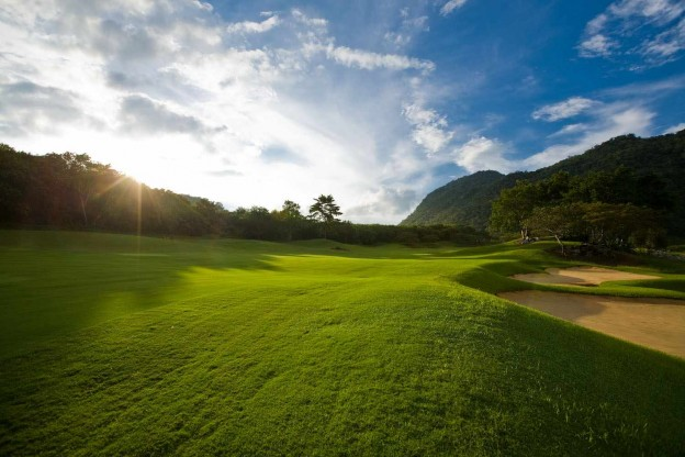 Rayong Green Valley Country Club, golf packages in Pattaya, Thailand