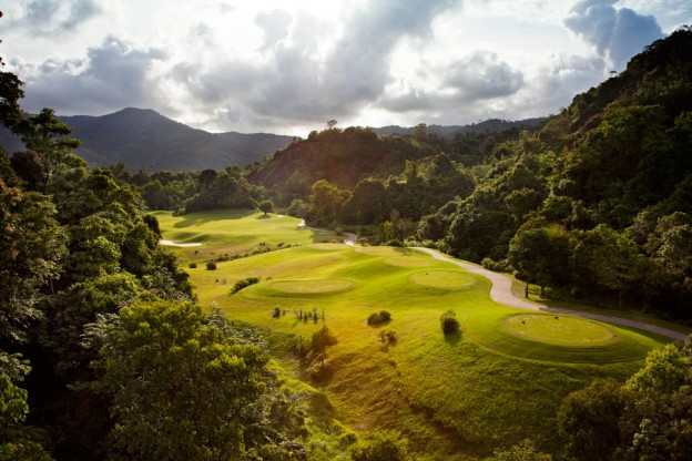 Red Mountain Golf Club, golf holiday packages in Phuket, Thailand