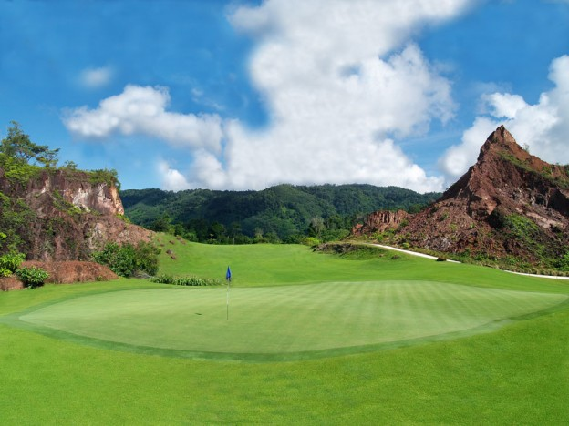 Red Mountain Golf Club, golf tour packages in Phuket, Thailand