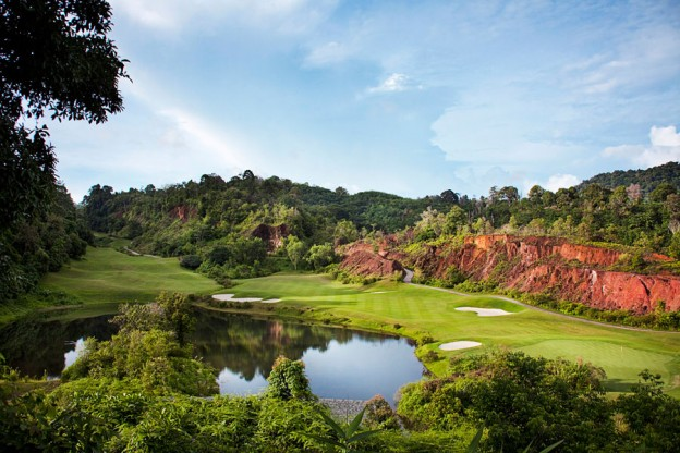 Red Mountain Golf Club, golf packages in Phuket, Thailand