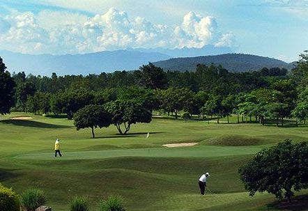 Royal Chiang Mai Golf Club and Resort, golf holidays in Chiang Mai, Thailand