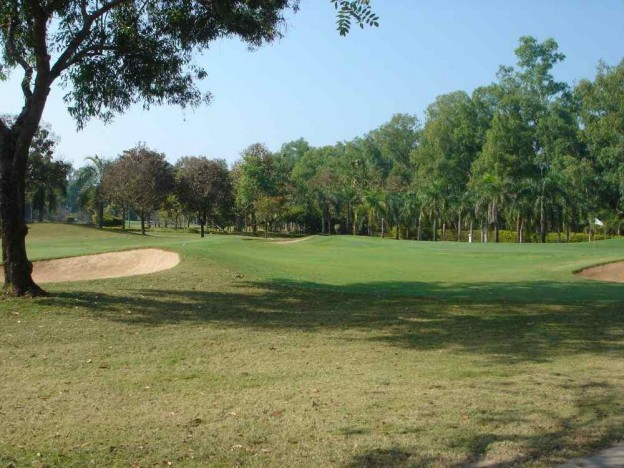 Royal Chiang Mai Golf Club and Resort, golf breaks in Chiang Mai, Thailand