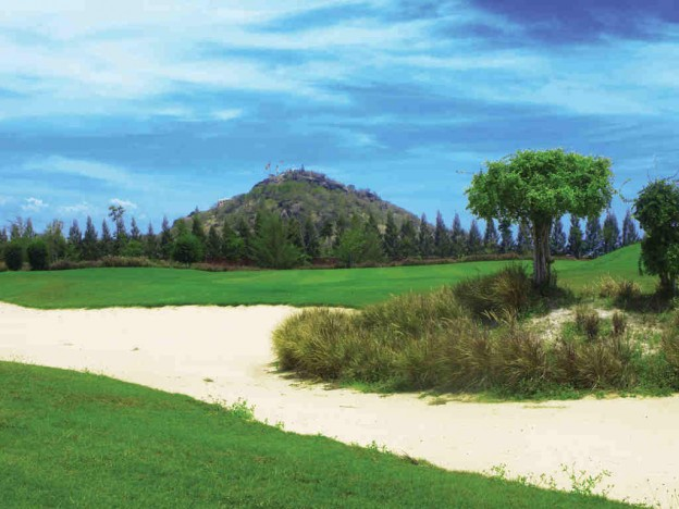 Sea Pines Golf Course, golf packages in Hua Hin, Thailand