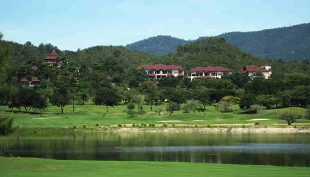Springfield Royal Country Club, golf holidays in Hua Hin, Thailand