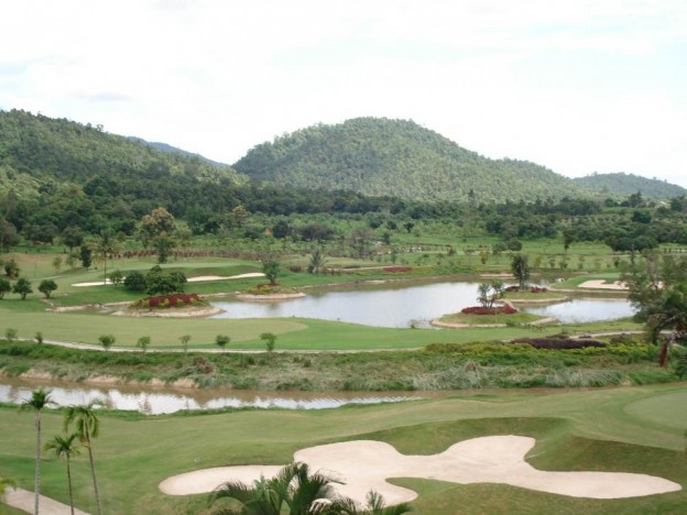 Summit Green Valley Chiangmai Country Club, golf tours in Chiang Mai, Thailand