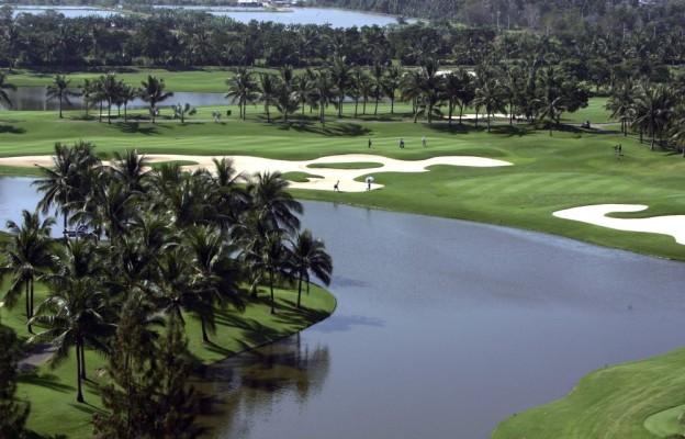 Thai Country Club, golf holidays in Bangkok, Thailand