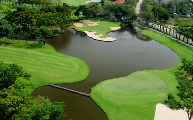 Thana City Golf and Country Club, golf tours in Bangkok, Thailand