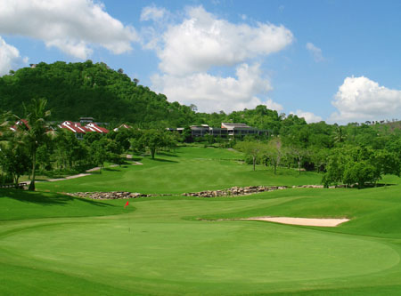 Wangjuntr Golf and Nature Park, golf holidays in Pattaya, Thailand
