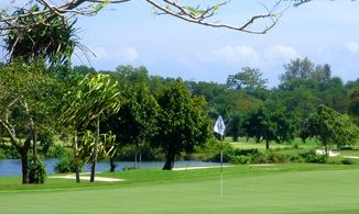 Blue Canyon Country Club Lakes Course, golf tours in Phuket, Thailand