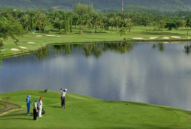 Phuket Country Club, golf tours in Phuket, Thailand