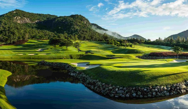 Black Mountain Golf Club, golf tours in Hua Hin, Thailand