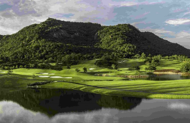 Black Mountain Golf Club, golf tours in Hua Hin, Thailand