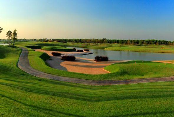Cascata Golf Club, golf tours in Bangkok, Thailand