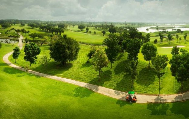 Pattana Golf Club and Resort, golf tours in Pattaya, Thailand
