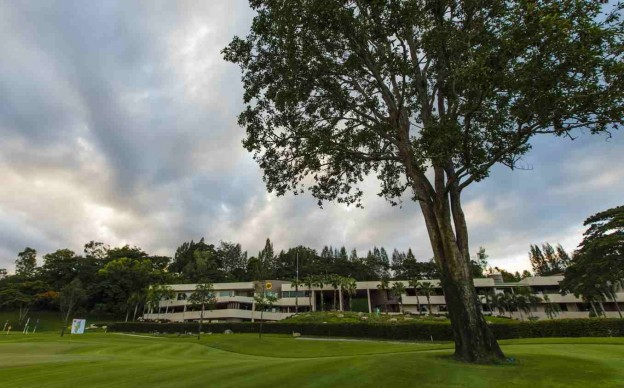 Siam Country Club Old Course, golf holidays in Pattaya, Thailand