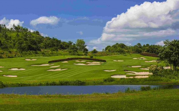 Siam Country Club Plantation Course, golf tours in Pattaya, Thailand